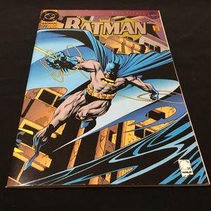 Batman Knightfall #500